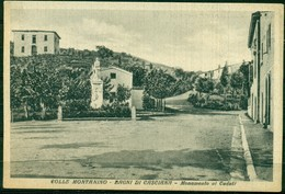 CARTOLINA - CV1699 CASCIANA (Pisa PI) Colle Montanino, Monumento Ai Caduti,  FG, Non Viaggiata, Ottime Condizioni - Pisa