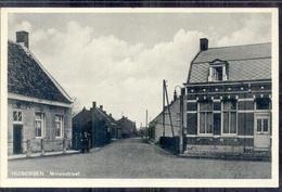 Huibergen - Molenstraat - 1920 - Niederlande