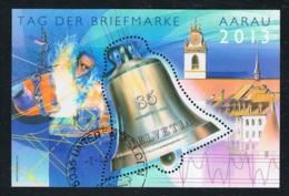 2013 14. Nov. Aarau Mi CH BL55 Sg CH 1991MS  WAD CH 046.13 Zum CH 1488 - Blocks & Kleinbögen