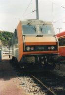 Cartes Représentant Différents Types De  TRAINS De La SNCF - Railway