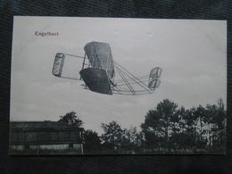 AVIATION - ENGELHART - NOT TRAVELLED - Non Classificati