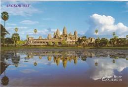 1404 SIEM REAP CAMBODIA - ANGKOR WAT - Cambodia