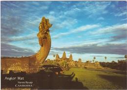 1405 SIEM REAP CAMBODIA - ANGKOR WAT - Cambodia
