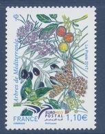 N° 5164 Euromed Postal Faciale 1,10 Euro - France