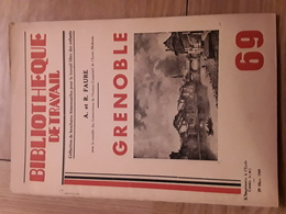 Bibliothèque De Travail N° 69 - Grenoble - Livres, BD, Revues
