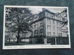 MARBURG - LAHN - KASERNE - TRAVELLED 1940 - Marburg
