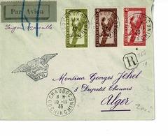 AVIATION 1933 NOV JOURNEE NATIONALE DE L'AIR SAIGON, R - Indochine (1889-1945)
