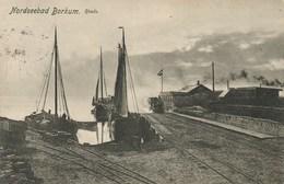 Nordseebad Borkum - Rhede - Zug - Train - Borkum