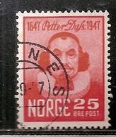 NORVEGE   N°  304  OBLITERE - Norvège