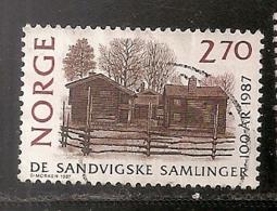 NORVEGE   N°  927  OBLITERE - Norvège