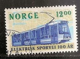 NORVEGE   N°  1121  OBLITERE - Norvège