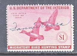 U.S. RW 10  (o) - Duck Stamps