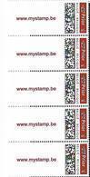 Belg. 2019 - Mystamp PRIOR (ADHESIF) ** - Neufs
