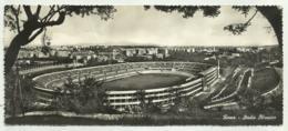 ROMA - STADIO COMUNALE - CARTOLINA RETTANGOLARE CM.20X9 - Stades & Structures Sportives
