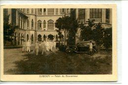 Djibouti : Palais Du Gouverneur - Djibouti