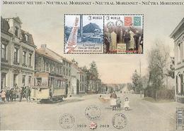 Belg. 2019 - Moresnet Neutre ** - Neufs