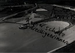 + STUTTGART Hofen, Freibad, Seltenes Luftbild  1935, Nr. 24473, Format 18 X 13 Cm - Stuttgart