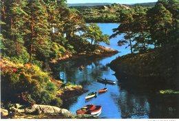 The Blue Pool , Glengarrif , Bantry Bay , Co. Cork , Ireland - Cork