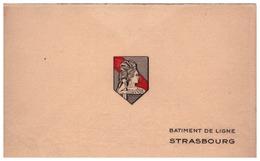 "BATIMENT DE LIGNE  ""STRASBOURG"" - Documents"
