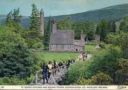 St. Kevin's Kitchen And Round Tower , Glendalough , Co. Wicklow , Ireland - Wicklow