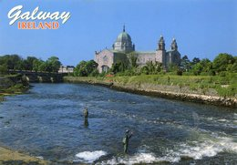 The Cathedral Of Our Lady Assumed Into Heaven And St; Nicholas , Co. Galway , Ireland - Galway