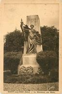 ROSNY SOUS BOIS MONUMENT AUX MORTS - Monuments Aux Morts