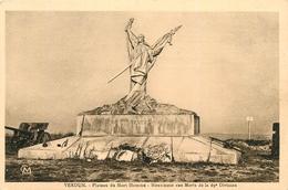 VERDUN PLATEAU DU MORT HOMME MONUMENT AUX MORTS - Monuments Aux Morts