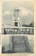 LA POMPELLE MONUMENT ERIGE A LA MEMOIRE DES HEROS DE LA GRANDE GUERRE - Monuments Aux Morts