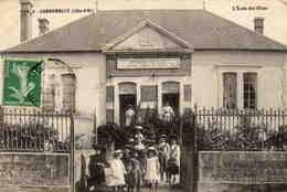 CORROMBLES -  L'Ecole Des Filles - Other Municipalities