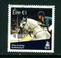 IRELAND - 2018 Royal Dublin Society 1 Euro  Used As Scan - 1949-... Republic Of Ireland