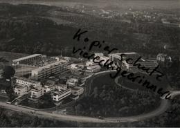 + STUTTGART Werkbundausstellung, Architektur, Weißenhofsiedlung, Seltenes Luftbild , 1927, Nr. 4856, Format 18 X 13 Cm - Stuttgart