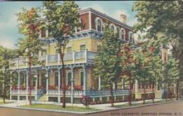 New York Saratoga Springs Hotel Lafayette - Saratoga Springs