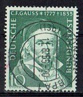 BRD 1955 // Mi. 204 O - Used Stamps
