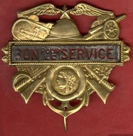 ** BON  POUR  LE  SERVICE ** - 1914-18