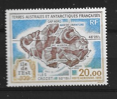 1996 MNH T.A.A.F. Postfris** - Unused Stamps