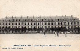 / Chalons Sur Marne - Quartier Forgeot  - Bâtiment Principal - Châlons-sur-Marne