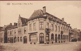 Nieuwpoort Nieuport Rue Du Port Hotel Restaurant Fryns (En Très Bon Etat) (In Zeer Goede Staat) - Nieuwpoort