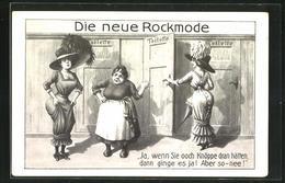 AK Die Neue Rockmode - Ja, Wenn Sie Ooch Knöppe Dran Hätten..., Scherz - Mode