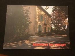 Serignan Du Comtat Maison De J.H Fabre Cpm - France