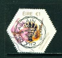 IRELAND - 2018 Bees 1 Euro  Used As Scan - 1949-... République D'Irlande