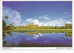 CP ANGKOR WAT - SIEM REAP - CAMBODIA - Cambodge