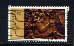 IRELAND - 2018 Saint Kevin 1 Euro  Used As Scan - 1949-... République D'Irlande