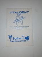 Servilleta,serviette .Zafra Gastronômica,Espanha - Werbeservietten