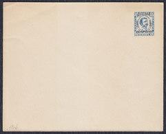Principality Of Montenegro 1893/4 Value 10 Nov. With Overprint, Postal Stationery - Montenegro