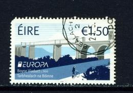 IRELAND - 2018 Europa 1.50 Euro  Used As Scan - 1949-... Republic Of Ireland