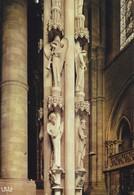 67 Strasbourg Cathédrale De Strasbourg Pilier Des Anges (2 Scans) - Strasbourg