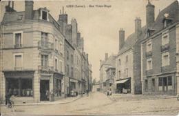 D45 - GIEN - RUE VICTOR HUGO - Tailleur - Hôtel De L'Ecu - Gien