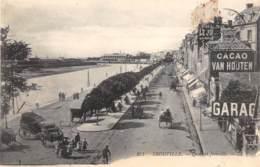 14 - TROUVILLE - Quai De Joinville - Trouville