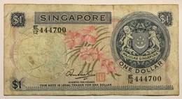 Singapore - One Dollar - Singapour
