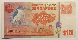 Singapore - Ten Dollar - Singapour